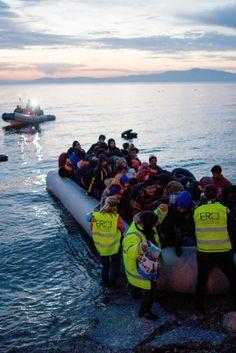 Kommt die Flüchtlingskrise zurück? Griechenland ist alarmiert