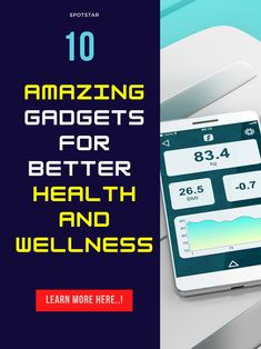10 Amazing gadgets to Monitor your Health Amazing Gadgets, Cool Gadgets, Cardio Workout At Home, At Home Workouts, Oral Health, Health And Wellness, Blood Pressure Chart, Glucose Levels