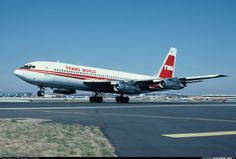 TWA Boeing 707-131B -Trans World Airlines