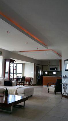 false ceiling pop designs with led ceiling lighting ideas for living