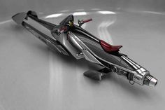 Star Wars and Sci-Fi Fans Should Drool Over This Modern Speeder Concept Futuristic Motorcycle, Futuristic Cars, Futuristic Vehicles, Star Wars Rpg, Star Wars Ships, Hover Bike, War Jet, Star Wars Vehicles, Cyberpunk