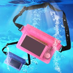 China high quality waterproof Smart phone sport arm bag, running arm bag for cell phone