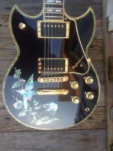 Sears electric guitar vintage