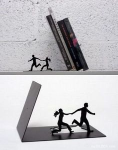 Anyone know where I can get this? Falling books bookend.