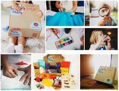 'Pudło nie nudno' pełne kreatywnej zabawy / A box full of creative fun http://qukeria.pl/?p=775  źródło zdjęcia: www.pudlonienudno.pl