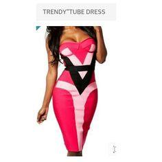 Trendy Tube Dress