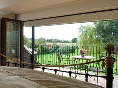 bi-fold doors, internal, uPVC Replacement B-Folds Bedford, Milton Keynes, Luton Milton Keynes, Wow Products, Windows, Patio, Outdoor Decor, Home Decor, Homemade Home Decor, Yard, Terrace