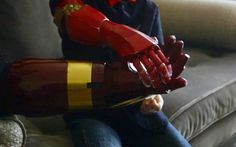Iron Man Meets a Bionic Fan, a Kid Beats a Tennis Pro and More Viral Videos - The Daily Beast