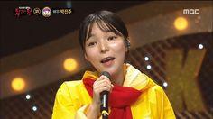 [복면 가왕 82회] 우비 소녀 노래, 장기 모음 (배우 박진주)