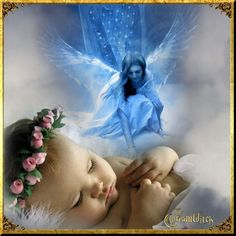 Animated+Baby+Angels | guardian angel the angel that presided o er my birth said little ...
