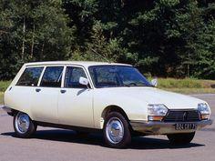 1978 Citroën GS Special Break   by Auto Clasico