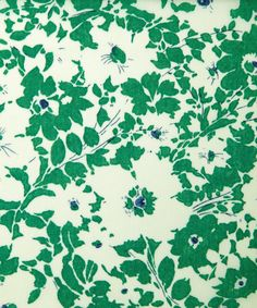 Jody Tana Lawn from the Gallery of Prints collection by Liberty Art Fabrics. Motifs Textiles, Textile Patterns, Textile Prints, Leaf Prints, Flower Prints, Print Patterns, Floral Patterns, Liberty Art Fabrics, Liberty Print
