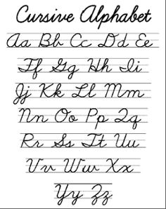 not teaching cursive writing anymore