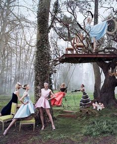 Dior secret garden