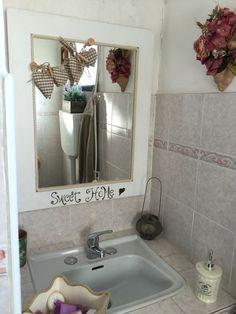 Il mio bagno shabby