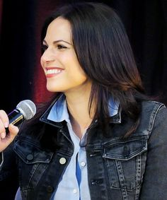 Actress Lana Parrilla