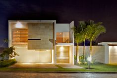 Casa SG by Ricardo Agraz, via Behance