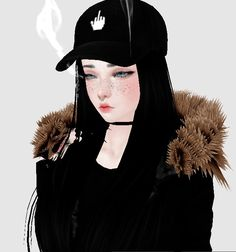Imvu avatar outfit