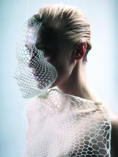 Lucy McRae — fashion, technology and the body - Creative Journal