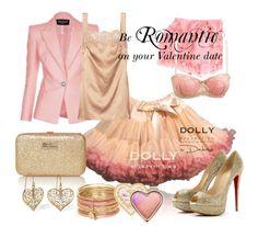be ROMANTIC on your Valentine's day. DOLLY pettiskirt Brigitte Bardot.