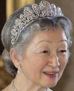 Tiara Mania: Princess Chichibu's Diamond Honeysuckle Tiara