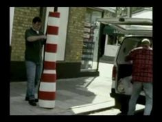 VW Polo - Lamp Post - TV commercial