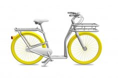 PEUGEOT / STARCK COLLABORATE ON SAFER BIKE SHARING