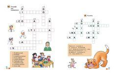 Rebus pentru copii- 7 ani Romanian Language, Homeschool, Words, Homeschooling, Horse