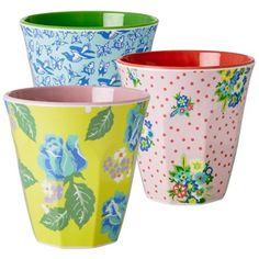 Rice - Mugg med mönster | Bluebox.se