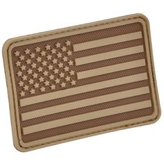 #usaflagleftarm - rubber 3d velcro morale patch