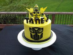 Childrens Cakes - Take The Cake Theme Cakes, Take The Cake, Cake Designs, Transformers, Birthday Cake, Desserts, Food, Tailgate Desserts, Themed Cakes