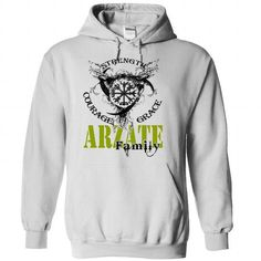 ARZATE Family - Strength Courage Grace #T_Shirt #ARZATE #womens_fashion #mens_fashion #everything #design order now =>> https://www.sunfrog.com/search/?33590&search=ARZATE&ITS-A-ARZATE-THING-YOU-WOULDNT-UNDERSTAND