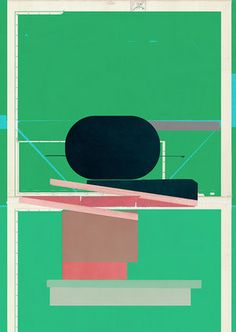 Abstract composition 558.  Jesus Perea. 2015