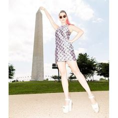 DC! Tonight's gonna be on point, every pun intended! #THEPRISMATICWORLDTOUR photo by @ronysphotobooth