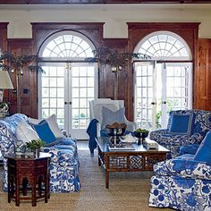 3. Chippendale chic. - Classic Island Style Tips - Coastal Living