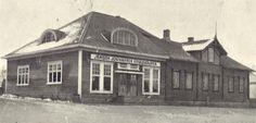 Jokivarren Osuuskauppa Jämsässä ennen vuotta 1937, sittemmin Osuuskauppa Seppo