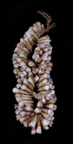 Dental Jewelry, La Danse Macabre, Human Teeth, Dental Art, Tooth Necklace, Teeth Care, Ethnic Jewelry, Jewellery, Dental