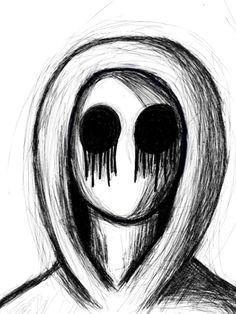 482 Best Creepy Drawings Images
