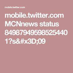 mobile.twitter.com MCNnews status 849879495985254401?s=09