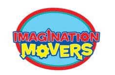 Imagination Movers Free Coloring Sheets – #BackInBlue
