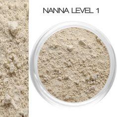 DreamWorld Cosmetics | Nanna | Neutral Beige with Cool Olive Undertones,