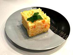 Risotto carottes et saumon fumé au Thermomix - Cookomix