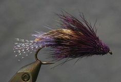 Steelhead Muddler at Creekside Angling Company's Fly Tying Corner