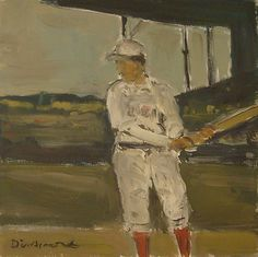 Ball Player, Lefty by Stephen Dinsmore