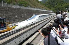 Maglev : le train japonais qui lévite à 500 km/h