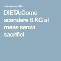 DIETA:Come scendere 8 KG al mese senza sacrifici Skinny Girl Diet, Skinny Girls, Bodybuilding, Stress, 1000 Calories, Personal Trainer, Natural Remedies, Easy Meals, Food And Drink