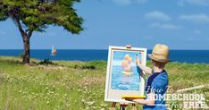 Free Online Art Lessons and Tutorials - How To Homeschool For FREE