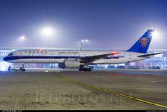 China Southern Boeing 757-28S B-2812 32341 Delhi Indira Gandhi Int'l Airport - VIDP