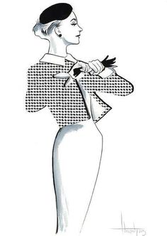 Costume Institute Illustrations : MET Gala 2014 by Katie Rodgers