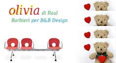 Seduta Olivia di Raul Barbieri